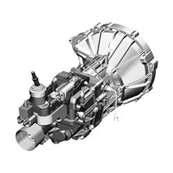 Mahindra Transmissions | Powertrain Transmission